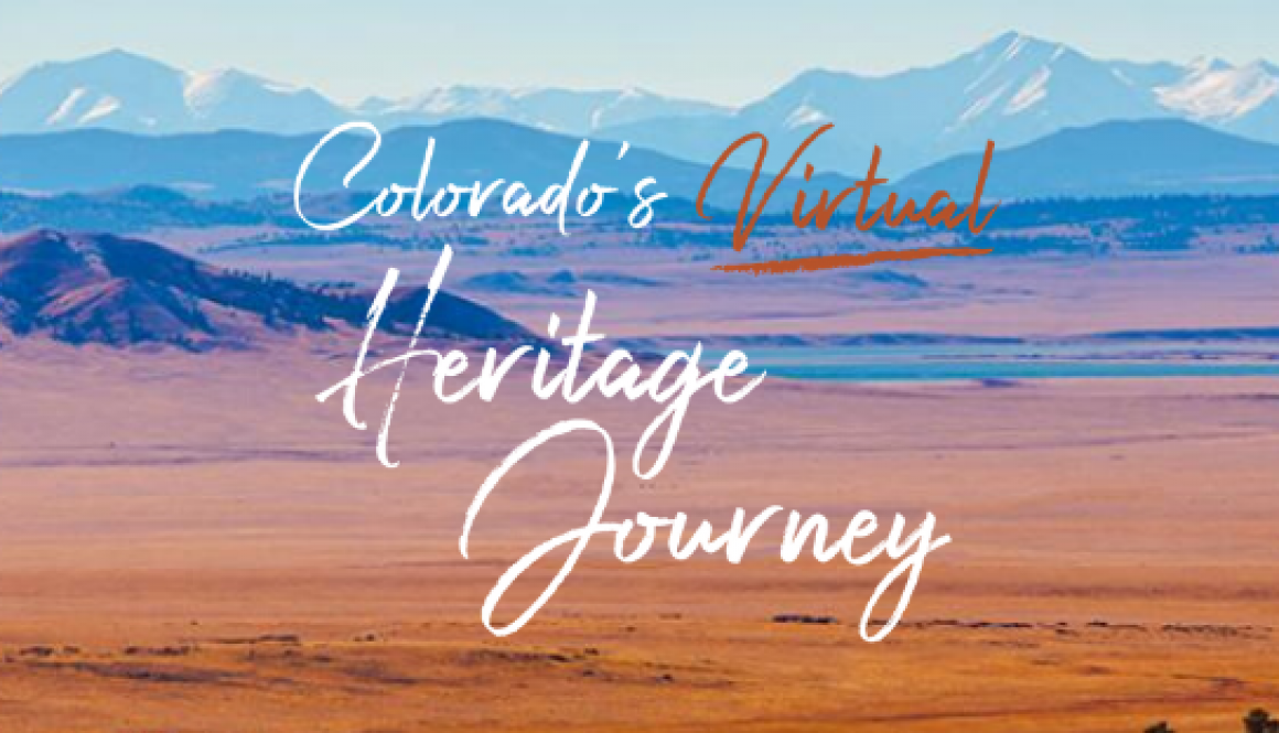 Colorado Virtual Heritage Journey