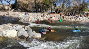 Poudre River Whitewater Park