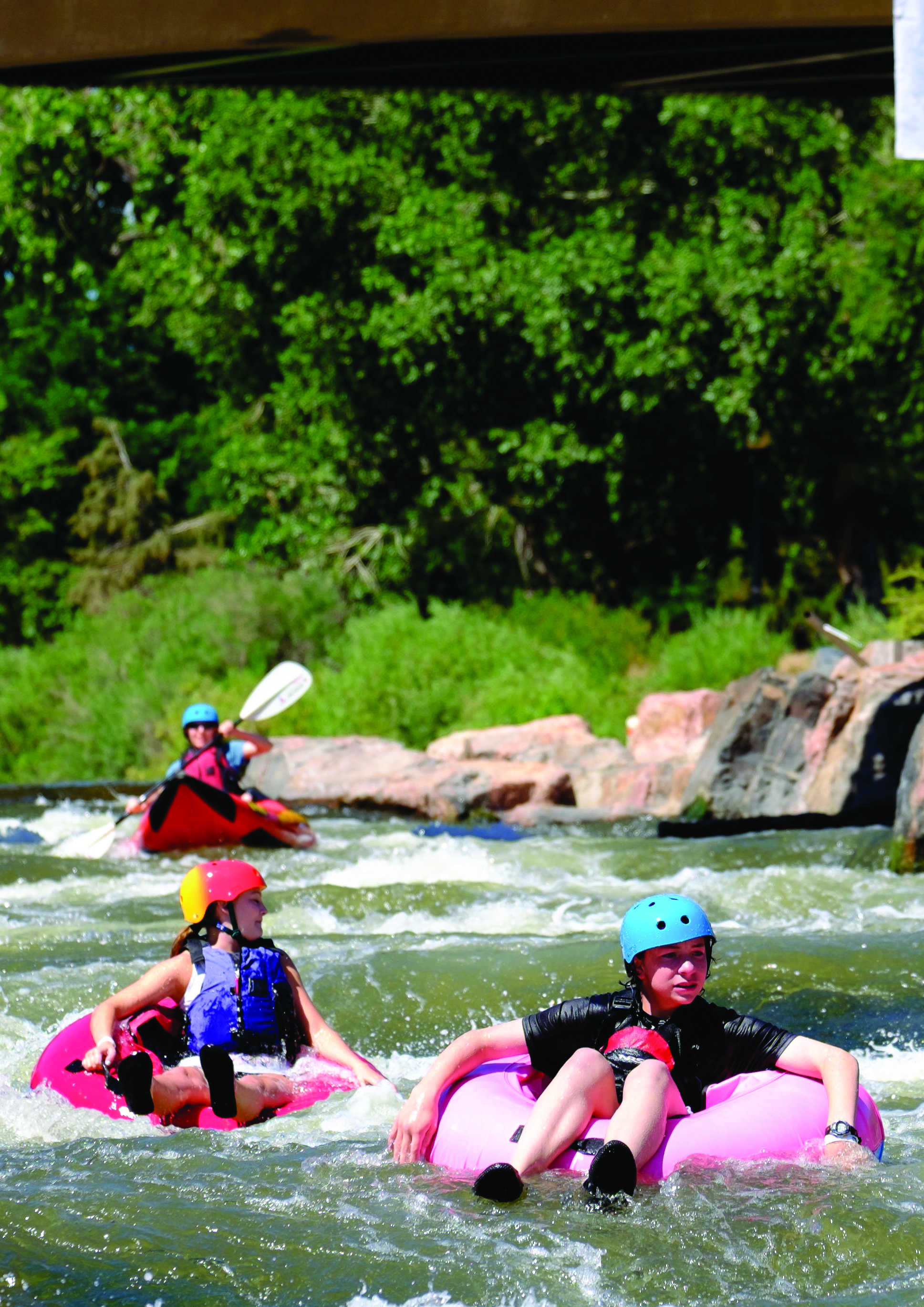 CO Virtual Heritage Journey: Recreation Along the Poudre River